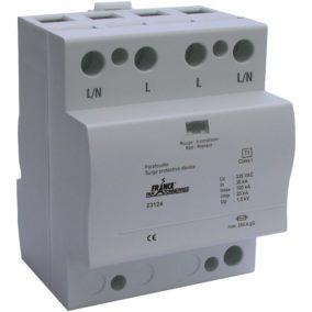 Protoctor contra sobretensiones tipo 1 monobloc – 25 kA