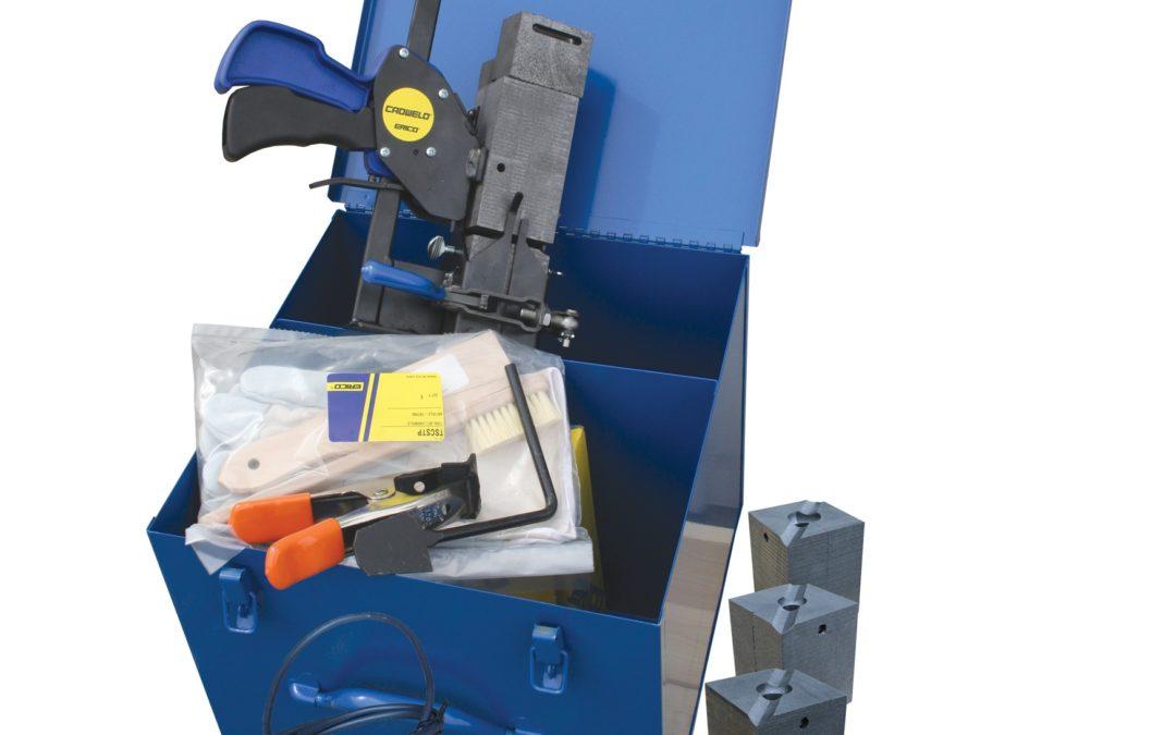 16 300 – Kit de soldadura aluminotérmico Caldweld® Multi