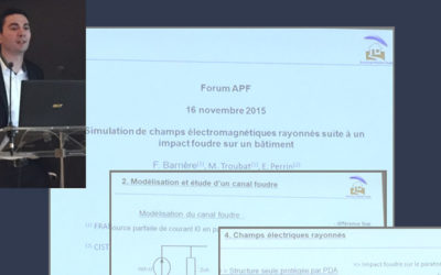 PARIS APF CONFERENCE – NOVEMBER 16TH 2015