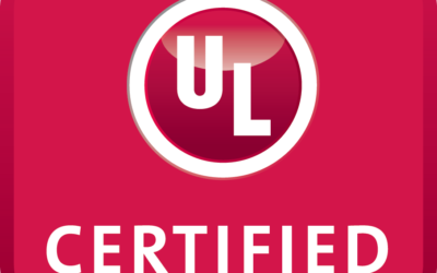 UL Certification for the IONIFLASH MACH !