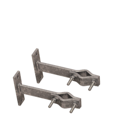12 012 – Set of 2 bolting clamps of 200 mm