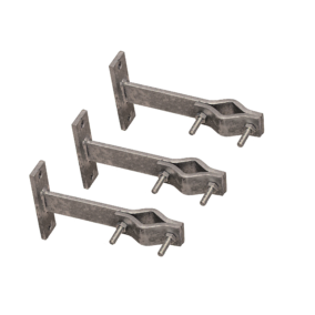 12 013 – Set of 3 bolting clamps of 200 mm