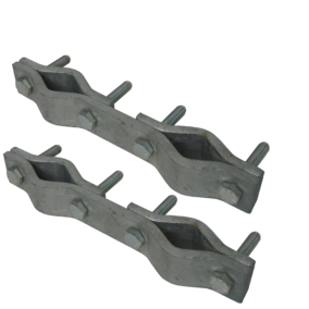 12 014 – Set of 2 extended fixing bracket of 150 mm