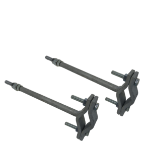 12 018 – Set of 2 screwing clamps