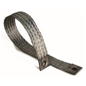 13 005 – Tresse de cuivre étamé