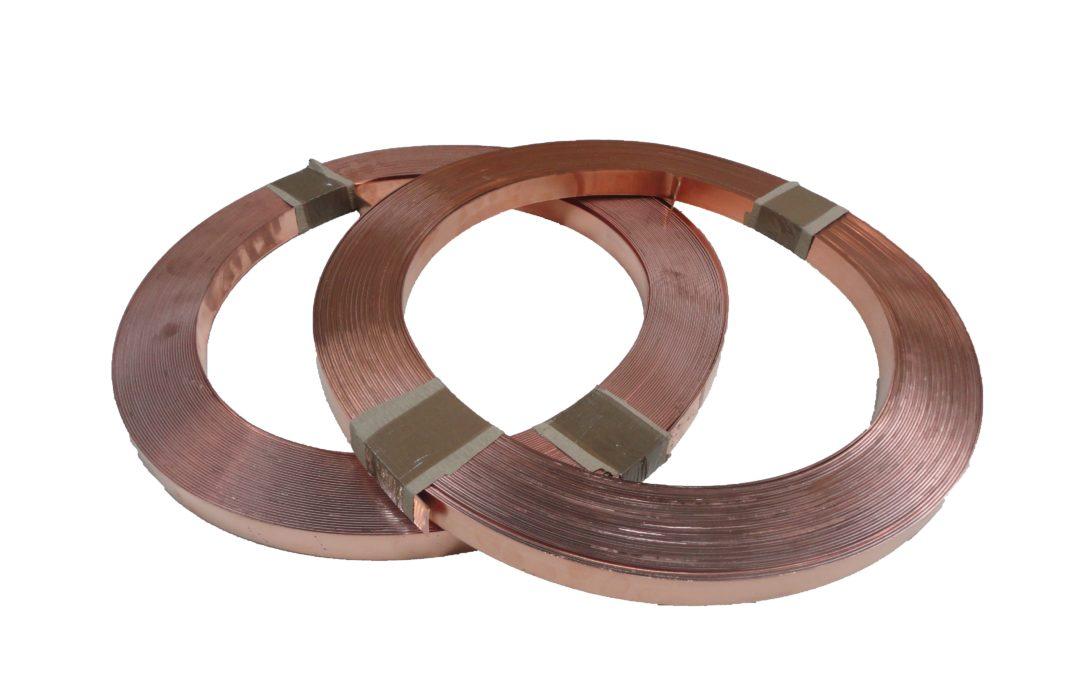 B /& T m/étal cuivre plat 20/x 3/mm E CU Longueur 25/cm 250/mm +//-5/mm env