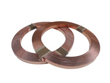 13 011 – Flat plain copper band