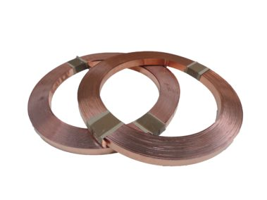 13 011 – Ruban plat de cuivre